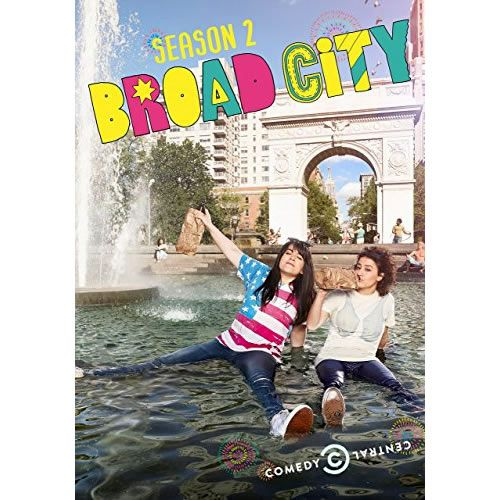 Broad City - The Complete Season 2 DVD (for NZ Buyers)
