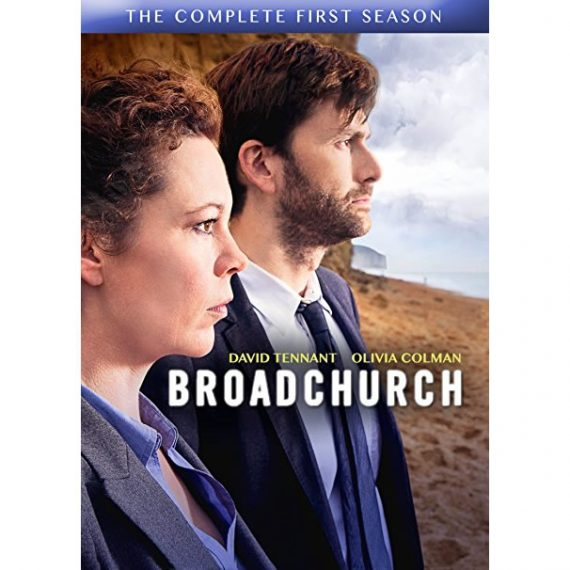 Broadchurch - The Complete Season 1 DVD (for NZ Buyers)
