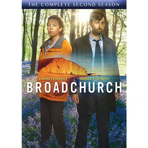Broadchurch - The Complete Season 2 DVD (for NZ Buyers)