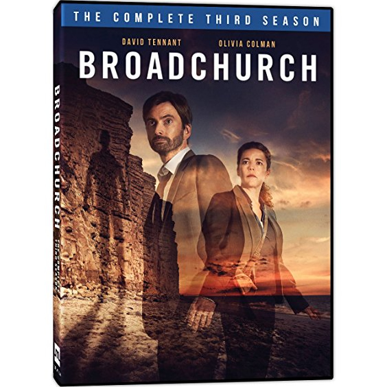 Broadchurch - The Complete Season 3 DVD (for NZ Buyers)