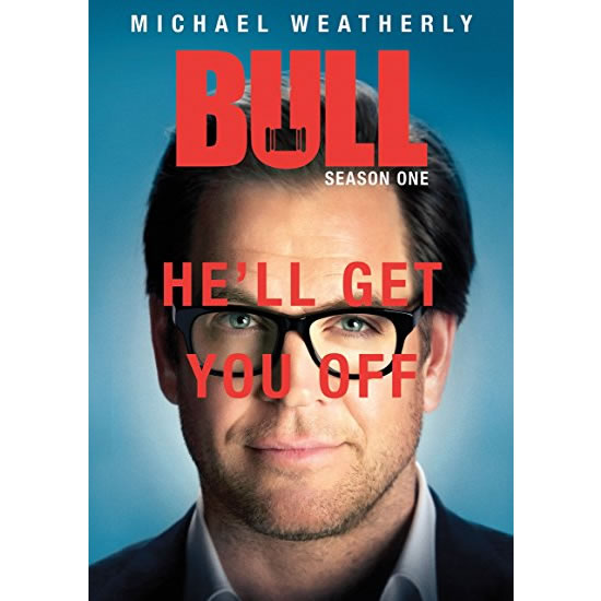 Bull - The Complete Season 1 DVD (for NZ Buyers)