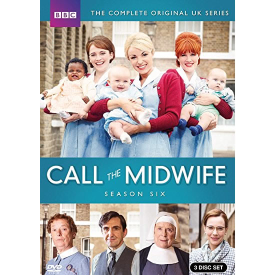 Call the Midwife - The Complete Season 6 DVD (for NZ Buyers)