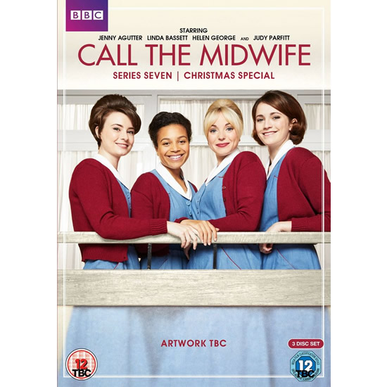 Call the Midwife - The Complete Season 7 DVD (for NZ Buyers)