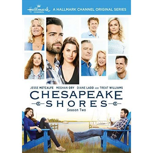 Chesapeake Shores - The Complete Season 2 DVD (for NZ Buyers)