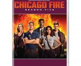 Chicago Fire - The Complete Season 5 DVD (for NZ Buyers)