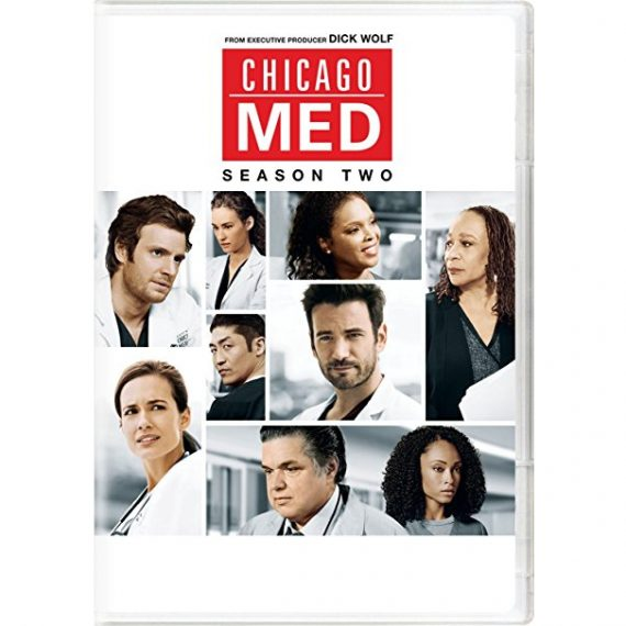 Chicago Med - The Complete Season 2 DVD (for NZ Buyers)