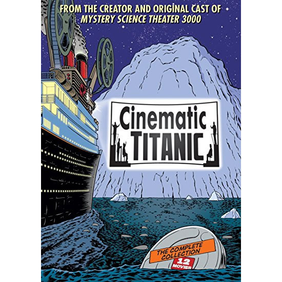 Cinematic Titanic - The Complete Series (for NZ Buyers)