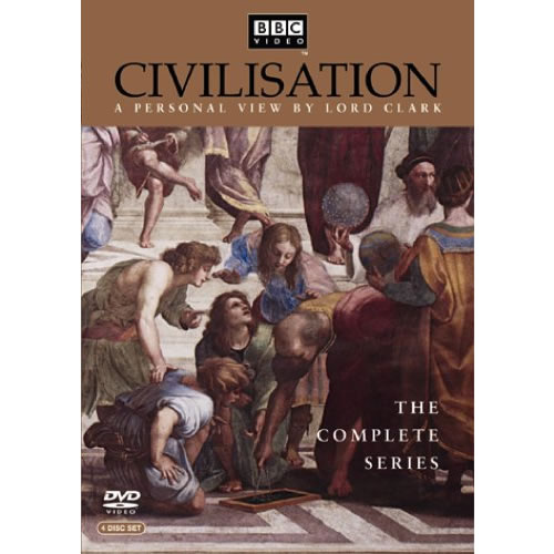 Civilisation Complete Series DVD (for NZ Buyers)