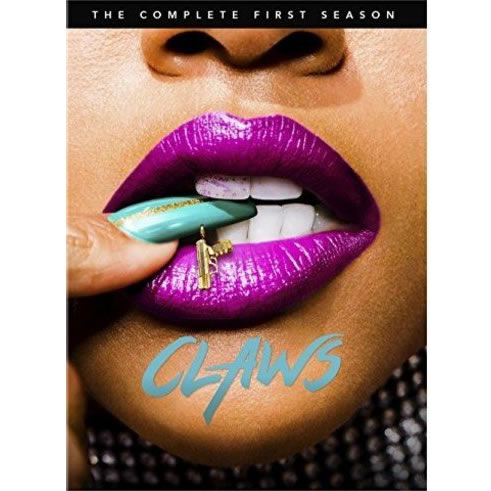 Claws - The Complete Season 1 DVD (for NZ Buyers)
