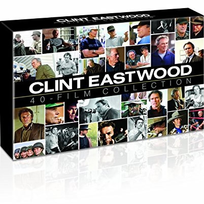 Clint Eastwood: 40-Film Collection DVD (for NZ Buyers)