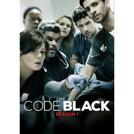 Code Black - The Complete Season 1 DVD (for NZ Buyers)