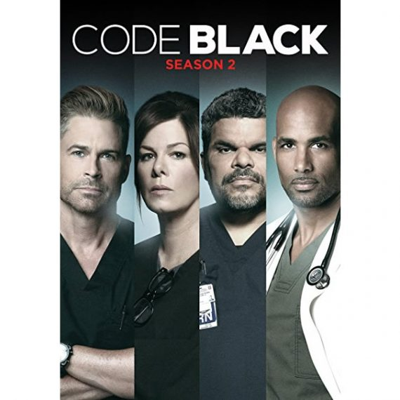 Code Black - The Complete Season 2 DVD (for NZ Buyers)
