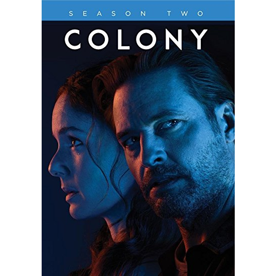 Colony - The Complete Season 2 DVD (for NZ Buyers)