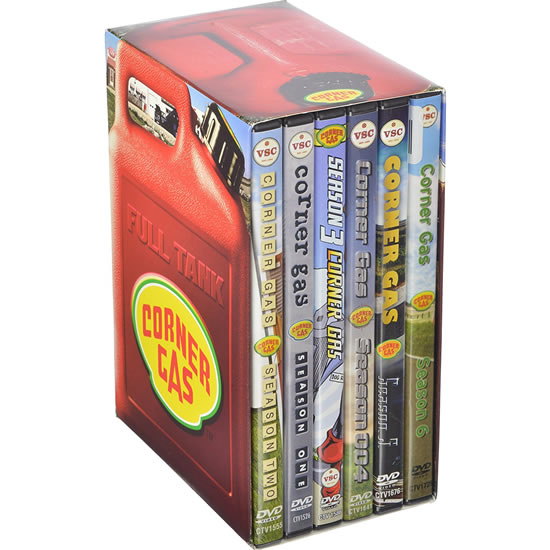 Corner Gas - The Complete Series (for NZ Buyers)