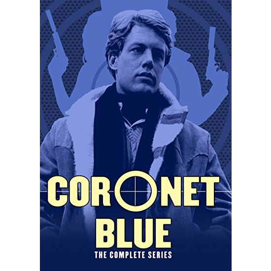Coronet Blue - The Complete Series (for NZ Buyers)