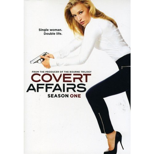 Covert Affairs - The Complete Season 1 DVD (for NZ Buyers)