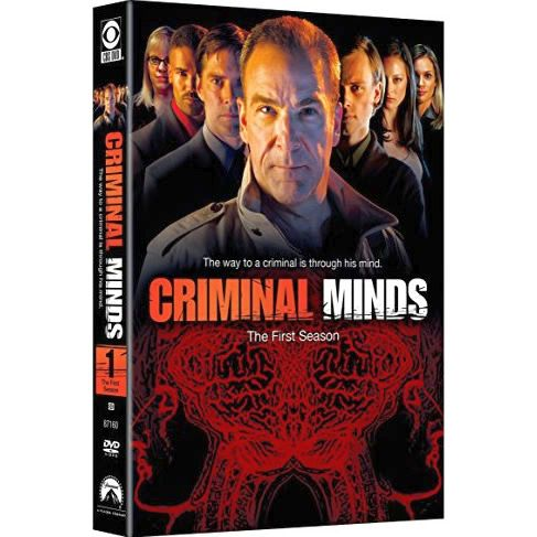 Criminal Minds - The Complete Season 1 DVD (for NZ Buyers)