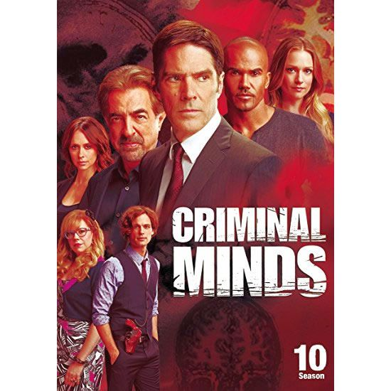 Criminal Minds - The Complete Season 10 DVD (for NZ Buyers)