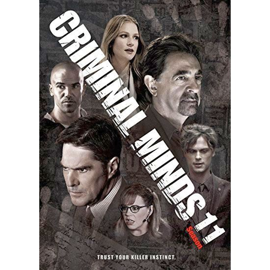 Criminal Minds - The Complete Season 11 DVD (for NZ Buyers)