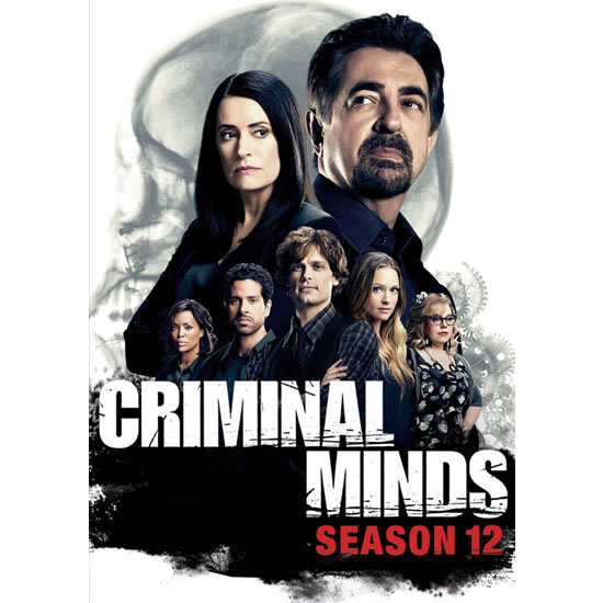 Criminal Minds - The Complete Season 12 DVD (for NZ Buyers)