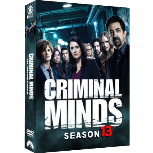 Criminal Minds - The Complete Season 13 DVD (for NZ Buyers)