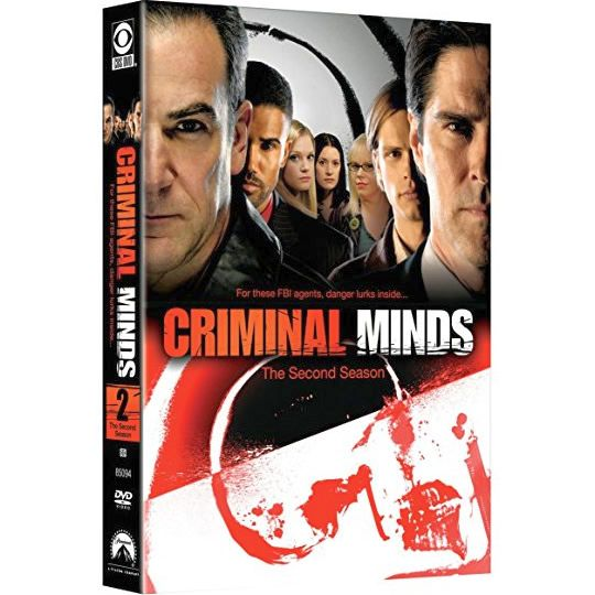 Criminal Minds - The Complete Season 2 DVD (for NZ Buyers)