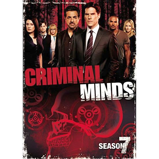 Criminal Minds - The Complete Season 7 DVD (for NZ Buyers)