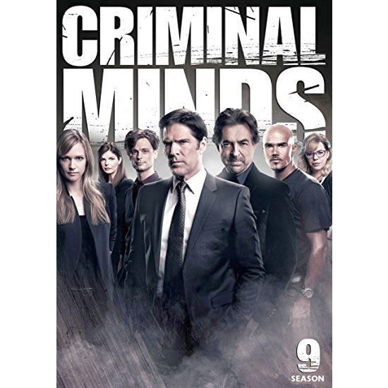 Criminal Minds - The Complete Season 9 DVD (for NZ Buyers)