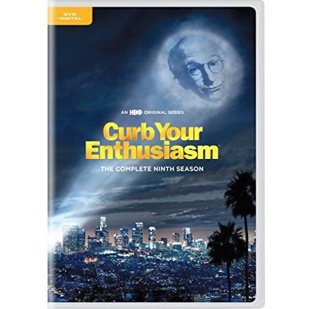 Curb Your Enthusiasm - The Complete Season 9 DVD (for NZ Buyers)