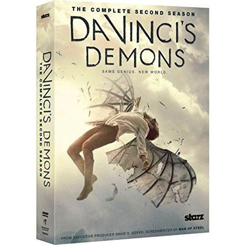 Da Vinci's Demons - The Complete Season 2 DVD (for NZ Buyers)