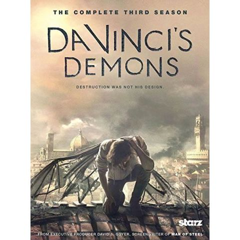 Da Vinci's Demons - The Complete Season 3 DVD (for NZ Buyers)