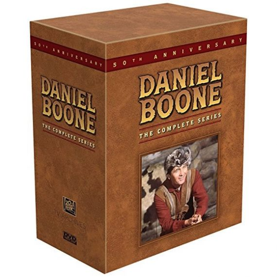 Daniel Boone - The Complete Series (for NZ Buyers)
