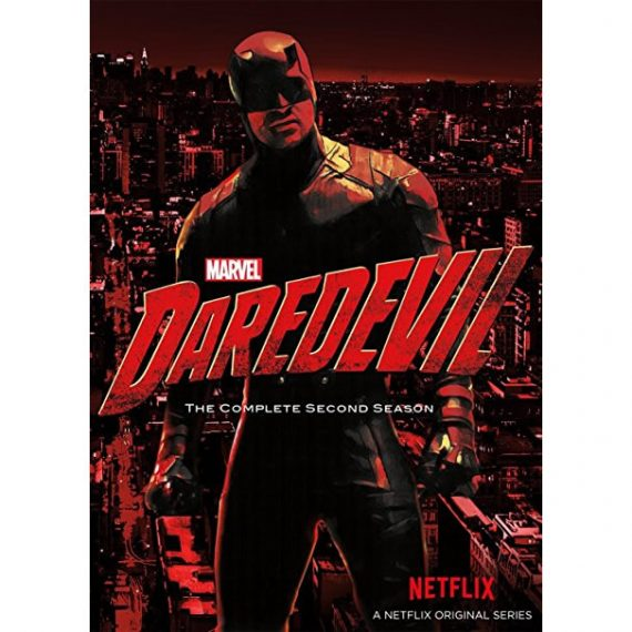 DAREDEVIL - The Complete Season 2 DVD (for NZ Buyers)