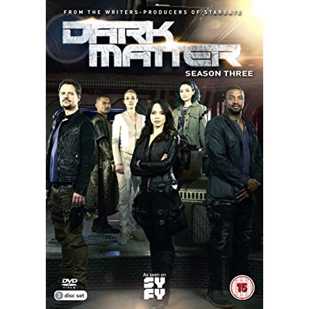 Dark Matter - The Complete Season 3 DVD (for NZ Buyers)