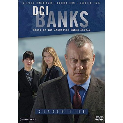 DCI Banks - The Complete Season 5 DVD (for NZ Buyers)