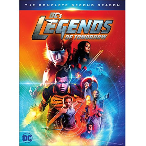DC's Legends of Tomorrow - The Complete Season 2 DVD (for NZ Buyers)