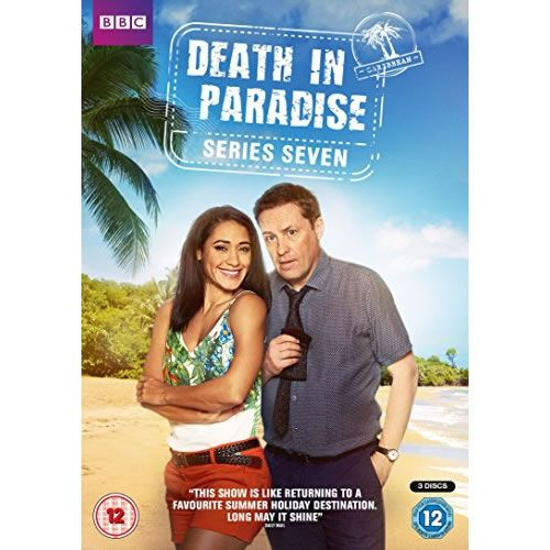 Death in Paradise - The Complete Season 7 DVD (for NZ Buyers)