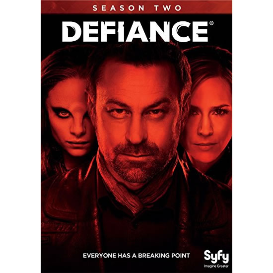Defiance - The Complete Season 2 DVD (for NZ Buyers)