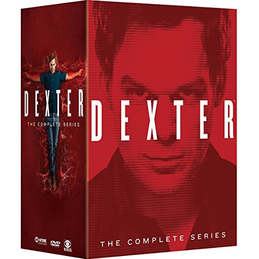Dexter - The Complete Series (for NZ Buyers)