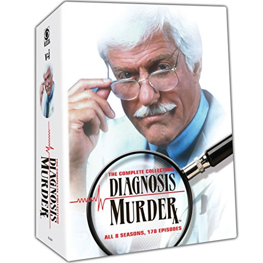 Diagnosis Murder - The Complete Series (for NZ Buyers)