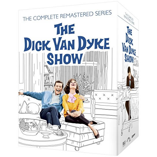 Dick Van Dyke Show - The Complete Series (for NZ Buyers)