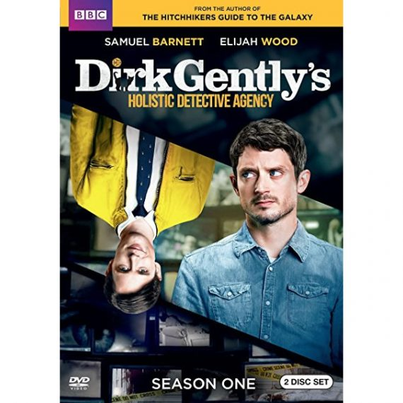 Dirk Gently's Holistic Detective Agency - The Complete Season 1 DVD (for NZ Buyers)