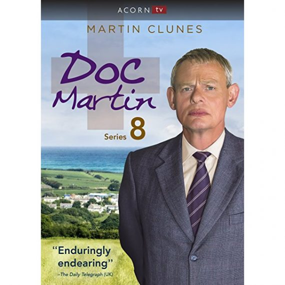Doc Martin - The Complete Season 8 DVD (for NZ Buyers)