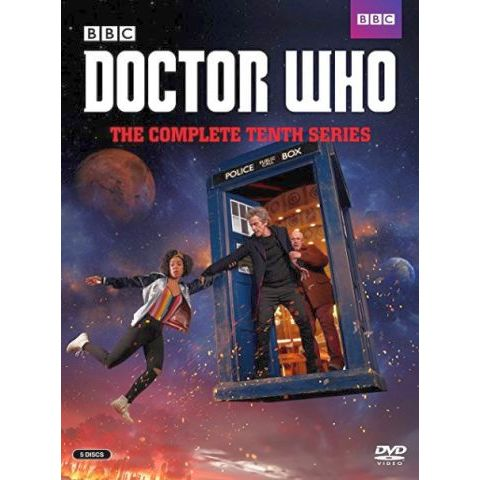 Doctor Who - The Complete Season 10 DVD (for NZ Buyers)