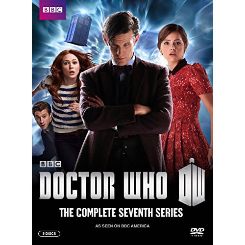 Doctor Who - The Complete Season 7 DVD (for NZ Buyers)