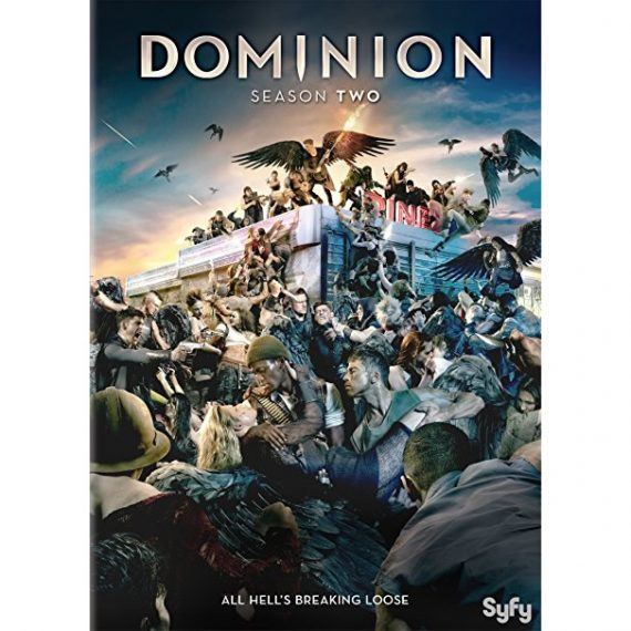 Dominion - The Complete Season 2 DVD (for NZ Buyers)