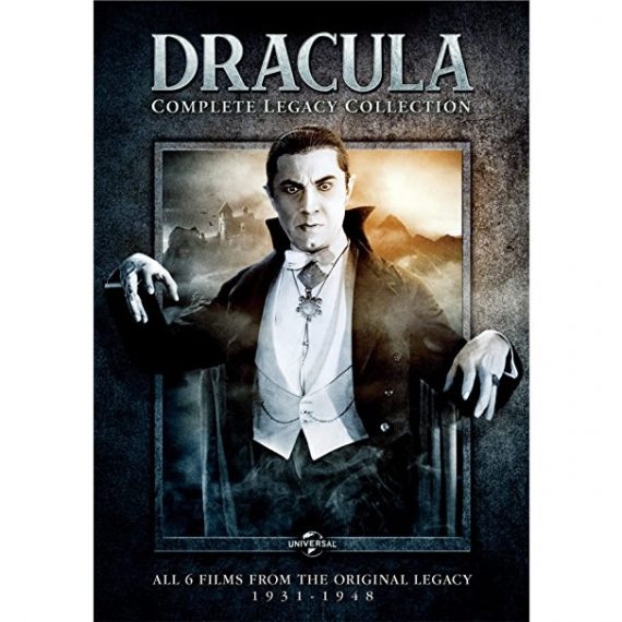 Dracula: Complete Legacy Collection DVD (for NZ Buyers)