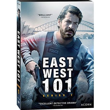 East West 101 - The Complete Season 1 DVD (for NZ Buyers)