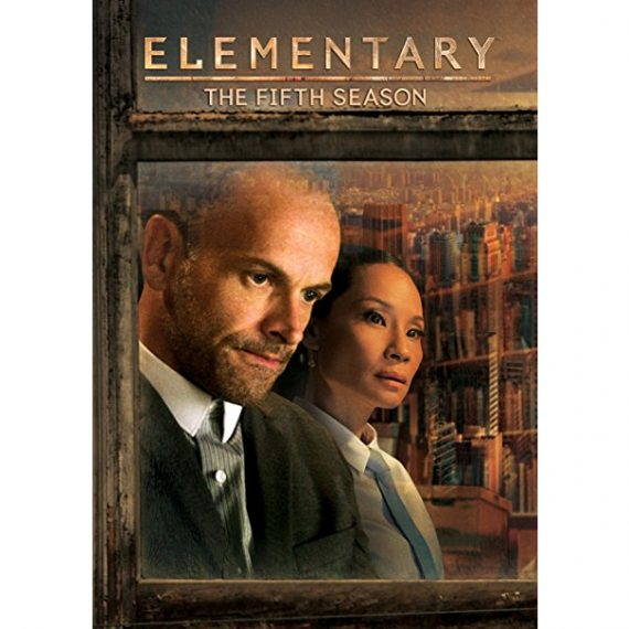 Elementary - The Complete Season 5 DVD (for NZ Buyers)
