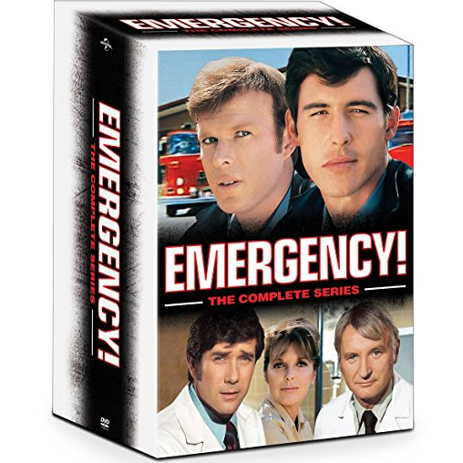 Emergency - The Complete Series (for NZ Buyers)